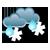 Pilvistä, ajoittaista räntäsadetta