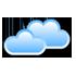 Pilvistä ja poutaa